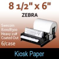 Zebra /Swecoin 8200/8300 Thermal Paper